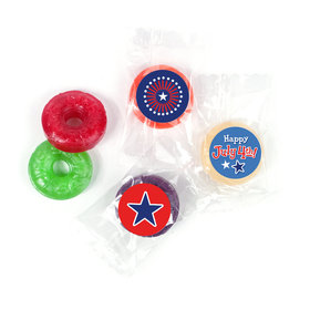 Bonnie Marcus Independence Day Fireworks LifeSavers 5 Flavor Hard Candy (300 Pack)