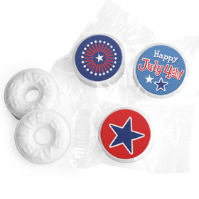 Bonnie Marcus Independence Day Fireworks Life Savers Mints
