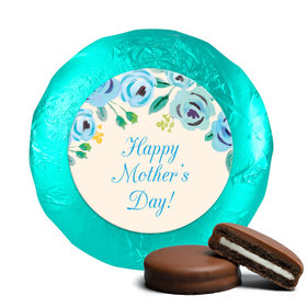 Bonnie Marcus Collection Here's Something Blue Mother's Day Favors Milk Chocolate Covered Oreos