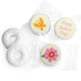 Mother's Day Spring Flowers Life Savers Mints