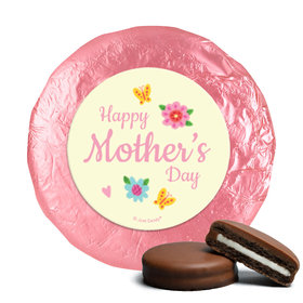 Bonnie Marcus Collection Mother's Day Spring Flowers Milk Chocolate Covered Oreos