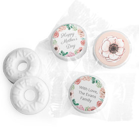 Bonnie Marcus Collection Mother's Day Painted Flowers Life Savers Mints