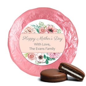 Bonnie Marcus Collection Mother's Day Painted Flowers Milk Chocolate Covered Oreos
