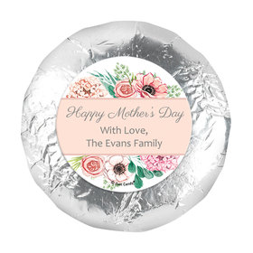 "Bonnie Marcus Collection Mother's Day Painted Flowers 1.25"" Stickers (48 Stickers)"