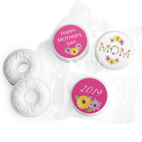 Personalized Bonnie Marcus Mother's Day Mom in Flowers Life Savers Mints
