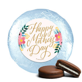 Bonnie Marcus Mother's Day Floral Milk Chocolate Covered Oreos
