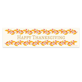 Bonnie Marcus Thanksgiving Give Thanks Banner