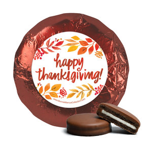 Bonnie Marcus Thanksgiving Fall Foliage Chocolate Covered Oreos (24 Pack)