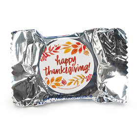 Bonnie Marcus Thanksgiving Fall Foliage York Peppermint Patties