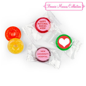Personalized Bonnie Marcus Collection Nurse Appreciation Stethoscope Life Savers 5 Flavor Hard Candy