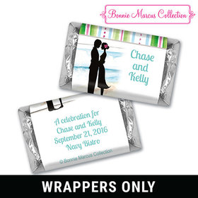 Bonnie Marcus Collection Wrapper Tropical I Do Rehearsal Dinner Favors