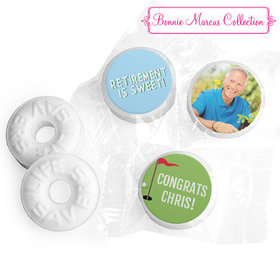 Personalized Bonnie Marcus Collection Retirement Gone Golfin' Life Savers Mints