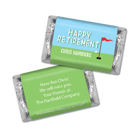 Personalized Bonnie Marcus Collection Retirement Gone Golfin' Mini Wrappers Only