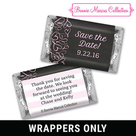 Bonnie Marcus Collection Wrapper Sweetheart Swirl Save the Date