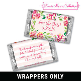 Bonnie Marcus Collection Wrapper In the Pink Save the Date Favors