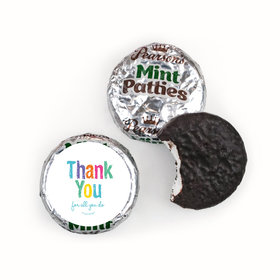 Bonnie Marcus Collection Teacher Appreciation Pearson's Mint Patties Colorful Thank You