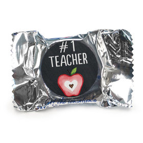 Bonnie Marcus Collection Teacher Appreciation Peppermint Patties Apple