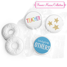 Bonnie Marcus Collection Teacher Appreciation Gold Star Life Savers Mints