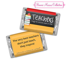 Bonnie Marcus Collection Teacher Appreciation Books Hershey's Miniatures