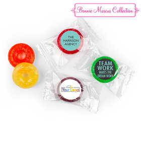 Personalized Bonnie Marcus Collection Teamwork Word Cloud Life Savers 5 Flavor Hard Candy
