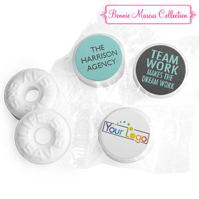 Personalized Bonnie Marcus Collection Teamwork Word Cloud Life Savers Mints
