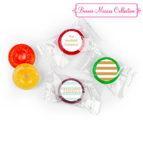 Personalized Bonnie Marcus Collection Teamwork Acrostic Life Savers 5 Flavor Hard Candy