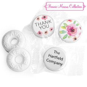 Personalized Bonnie Marcus Thank You Bouquet Life Savers Mints