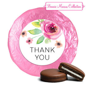 Personalized Bonnie Marcus Thank You Bouquet Chocolate Covered Oreos (24 Pack)