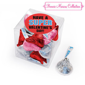 Valentine's Day Super Hero Hershey's Kisses Gift Box