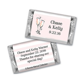 Bonnie Marcus Collection Wrapper The Bubbly Custom Wedding Favor