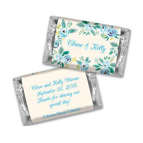 Bonnie Marcus Collection Wrapper Here's Something Blue Wedding Favors