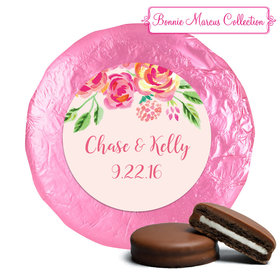 Bonnie Marcus Collection In the Pink Wedding Favors Belgian Chocolate Covered Oreo Cookies (24 Pack)
