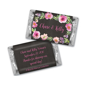 Bonnie Marcus Collection Wrapper Floral Embrace Wedding Favors