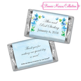 Personalized Bonnie Marcus Wedding Flower Arch Hershey's Miniatures