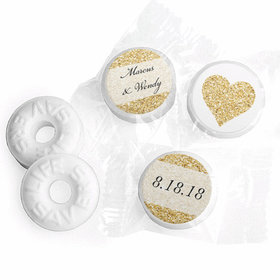 Personalized Bonnie Marcus Wedding All That Glitters Life Savers Mints