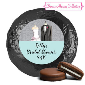 Bonnie Marcus Collection Bridal Shower Forever Together Milk Chocolate Covered Oreo (24 Pack)