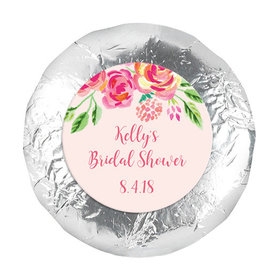 "Bonnie Marcus Collection In the Pink Bridal Shower 1.25"" Stickers (48 Stickers)"