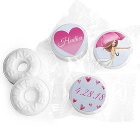 Personalized Bonnie Marcus Bridal Shower Love Reigns Life Savers Mints