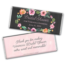 Personalized Bonnie Marcus Wedding Hershey's Chocolate Bar Wrapper